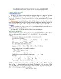 Hóa học lớp 12-phương pháp giải toán tự do chọn lượng chất