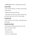Sinh học lớp 9 - Bài 61: bài tập đa dạng sinh thá