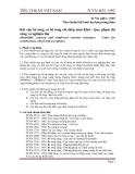 TIÊUCHUẨNVIỆTNAMTCVN4453:1995 về hướng dẫn thi công