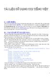 Tài liệu hướng dẫn sử dụng phần mềm CCS