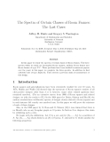 "Báo cáo toán học: ""The Spectra of Certain Classes of Room Frames: The Last Case"""