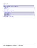 Mẫu báo cáo thực tập dành cho sinh viên