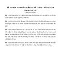 Đề thi học sinh giỏi toán lớp 4 - 1