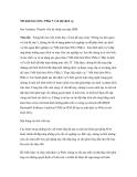 Mô hình hóa SOA: Phần 5