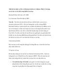 Thiết kế các dịch vụ SOA với Rational Software Architect, Phần 3