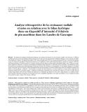 """Báo cáo khao học: """"Analyse rétrospective de la croissance radiale et mise en relation avec le bilan hydrique dans un dispositif d'intensité d'éclaircie de pin maritime dans les Landes de Gascogne Jean Timbal"""""""