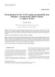 """Báo cáo khoa học: """"Form function for the 'I-214' poplar merchantable stem (Populus × euramericana (Dode) Guinier cv cultivar 'I-214')"""""""