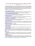 10 KỸ NĂNG CỐT YẾU TẠO THÀNH CÔNG TRÊN CON ĐƯỜNG DANH VỌNG (theo báo Đầu Tư)