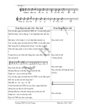 Giáo án âm nhạc 7 - trường THCS Lý Tự Trọng part 2