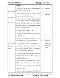 Giáo án âm nhạc 9 - trường THCS Đan Phượng part 10
