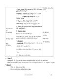 Giáo án âm nhạc 9 - trường THCS Hiền Hạnh part 10