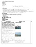 Giáo án âm nhạc 9 - trường THCS Minh Quang part 4
