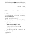 Giáo án âm nhạc 9 - trường THCS Phan Tây Hồ part 1
