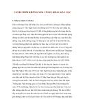 CÁNH CHIM KHÔNG MỎI VÌ SÂN KHẤU DÂN TỘC
