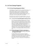 Department of Defense Energy Manager's Handbook phần 9