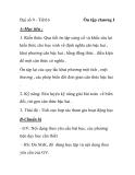 Đại số 9 - Tiết 16  Ôn tập chương I ( tiếp )