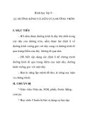 Hình học lớp 9 §2. ĐƯỜNG KÍNH VÀ DÂY CỦA ĐƯỜNG TRÒN