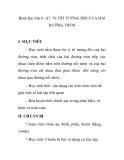 Hình học lớp 9 - §7. VỊ TRÍ TƯƠNG ĐỐI CỦA HAI ĐƯỜNG TRÒN