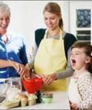 Cả nhà cùng vui - các món ăn ngon cho gia đình