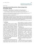 "Báo cáo y học: "" Immunohistochemical Characteristics of Bone Forming Cells in Pleomorphic Adenoma"""