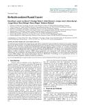 """Báo cáo y học: """" BioShuttle-mediated Plasmid Transfer"""""""