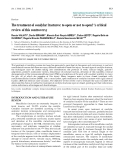 """Báo cáo y học: """"The treatment of condylar fractures: to open or not to open? A critical review of this controversy"""""""