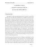 Bài tiểu luận cuối học phần - CÁC MÔ HÌNH LÝ THUYẾT GIẢI QUYẾT VẤN ĐỀ NĂNG LƯỢNG TỐI QUAN SÁT THẤY TRONG THIÊN VĂN ( Nguyễn Quốc Trị )