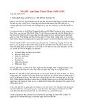 Nhà Hồ - giai đoạn Thuộc Minh (1400-1428)