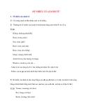 Ngữ pháp Tiếng Anh thông dụng: SỐ NHIỀU CỦA DANH TỪ