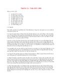 Thời Kỳ Lý - Trần 1010 -1400 Nhà Lý (1010-1225)