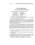 Kỷ yếu, đề tài, dự án khoa học công nghệ tỉnh Sơn La part 4