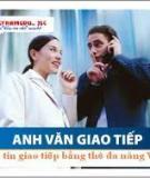 Khát khao nói tiếng Anh