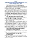 Bài 16: Miền Nam chống chiến tranh đặc biệt của đế quố Mĩ năm (1961 - 1965)