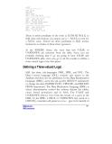 Advanced SQL Database Programmer phần 5