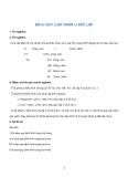 sinh học lớp 12 - Bài 9 - Quy luật phân li độc lập