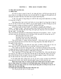 Bài giảng kiểm toán căn bản - Tổng quan về kiểm toán