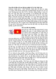 Tóm tắt cơ bản về cam kết gia nhập WTO của Việt Nam