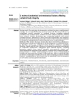 """Báo cáo y học: """"A review of anatomical and mechanical factors affecting vertebral body integrit"""""""