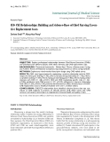 """Báo cáo y học: """"CEO- CNE Relationships: Building an Evidence-Base of Chief Nursing Executive Replacement Costs"""""""