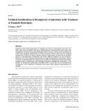 "Báo cáo y học: ""Technical Considerations in Decompressive Craniectomy in the Treatment of Traumatic Brain Injury"""