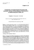 """Báo cáo lâm nghiệp: """"of morphological characters and molecular markers for the analysis of hybridization in sessile and pedunculate oak"""""""