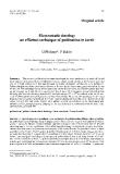 "Báo cáo khoa học: ""Electrostatic dusting: efficient technique of pollination in larch"""