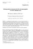 "Báo cáo khoa học: ""Reinvigoration treatments for the micropropagation of mature chestnut trees"""