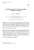 """Báo cáo khoa học: """"Osmotic  adjustment in sessile oak seedlings in response to drought"""""""