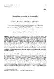 "Báo cáo lâm nghiệp: "" Sampling strategies in forest soils"""