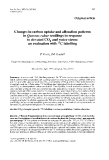 """Báo cáo lâm nghiệp: """"Changes in carbon uptake and allocation patterns in Quercus robur seedlings in response to elevated an  2 CO and water stress: C 13 labelling"""""""