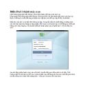 Biến iPad 2 thành máy scan