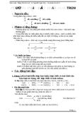 Phương pháp bảo toàn Electron
