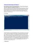 10 tiện ích rất hữu dụng của Windows 7