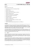 Session 19 - Các Kiểu dữ liệu Nâng cao và Sắp xếp – Lý thuyết